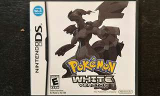 DS Pokemon White Version