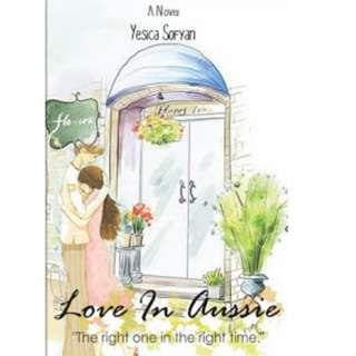 Ebook Love In Aussie - Yesica Sofyan