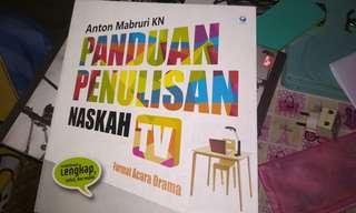 Panduan Menulis Naskah TV oleh Anton Mabruri KN