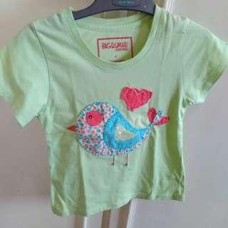 Big & Small Co Shirt