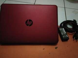 Notebook HP Ac068TU Ram 2Gb HDD 500Gb