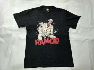 Band tshirt rancid