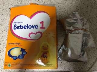 Susu bayi 0-6 bln FREE