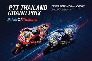 Thai motogp + LAOS ride
