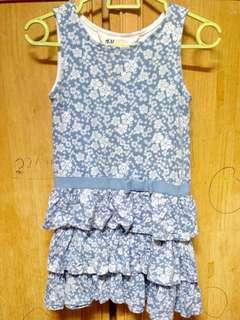 H&M Girl Dress 2y fit 2-3y