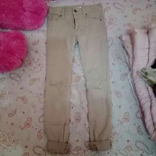 Jeans mocca