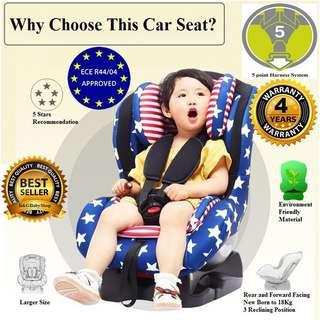 Baby Go baby car seat