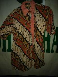 Kemeja vanell dn batik