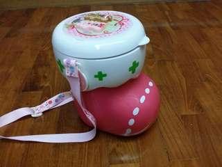 Tokyo Disneyland / Disney Resort Popcorn Container / Lunch Box