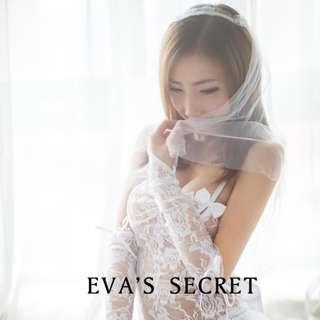夏娃的祕密|夏娃精選|花嫁新娘情趣內衣|六月新娘的性感時刻