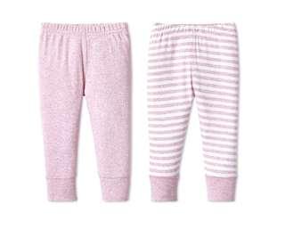 *3M/6M/9M* Brand New Lamaze Organic Cotton Pants For Baby Girl