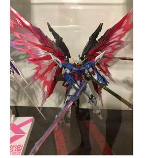 Metal Build Destiny Gundam w/ Wings of Light