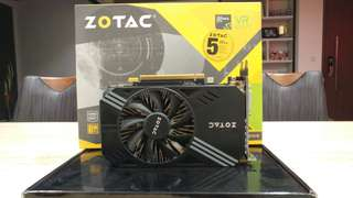 Zotac GTX 1060 mini 6GB