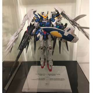 Gundam Fix Figuration Metal Composite Wing Gundam Zero (EW Ver.) - Limited Edition