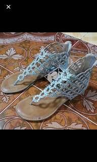 Zigi Soho Mela Cage Thong Sandals