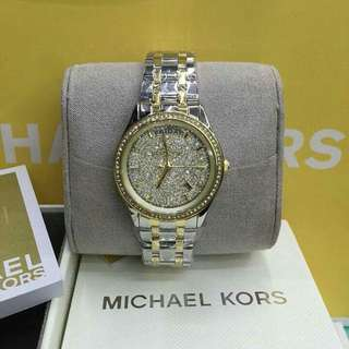 MK Watches complete package