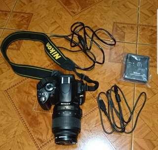 Nikon DSLR D60