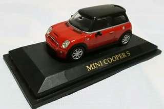 Miniatur mini cooper