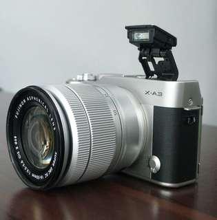 Fujifilm X-A3 Balck kredit promo free 1x angsuran