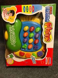 🚚 全新玩具電話機