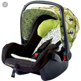 cosatto carseat carrier