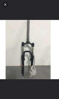 RST OMEGA 26er V brake/Disc brake fork with remote lockout