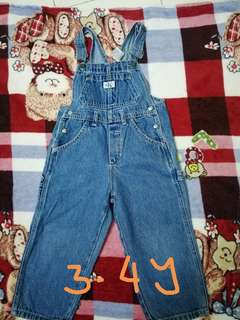 CK overall