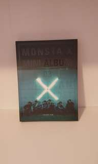 Monsta X Lost Album kpop + FREEBIE