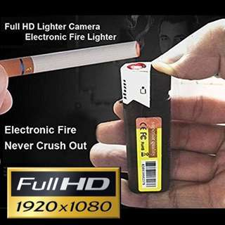 .Lighter (Functioning) 1080P True HD Spy Camera (Stealth discreet and crystal clear resolution)