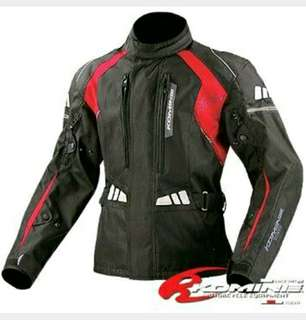 Jacket advanture komine jk 509 not alpinestar spidi eiger 250 bmw gs 1200 kawasaki versys 650 rally gsx cbr