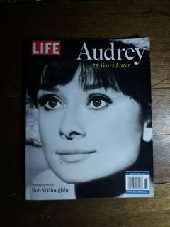 Audre Hepburn : 25 Years Later | Life Magazine
