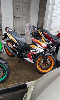 HONDA RS150R HARI RAYA OFFER