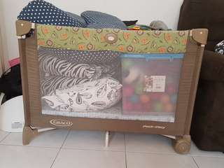 Graco pack & play Playpen Box baby