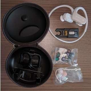 Sony Wireless Headset NW-WS623 - Grayish White