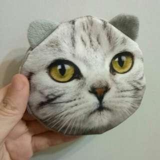 貓咪小零錢包