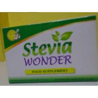 STEVIA WONDER