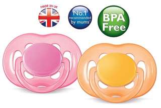 Avent Orthodontic Soother (6-18M)