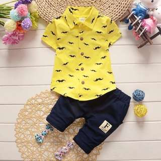 Boy Top & pant set