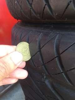 Used westlake tires 205 55 r 16