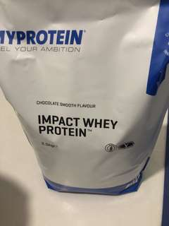 Myprotein impact whey cheap
