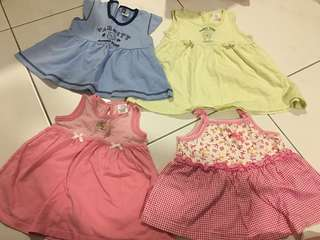 [4 items] 6M Girl Dress