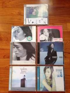 许茹芸 CDs