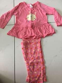 3Y Girl pyjamas