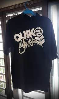 Quicksilver Rash Guard (XXL short sleeves)