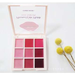 🆕Etude House Personal Color Palette (Cool Tone Lips)