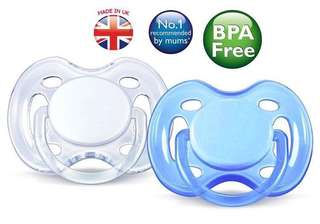 Avent Orthodontic Soother (0-6M)