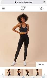 Gymshark seamless tights