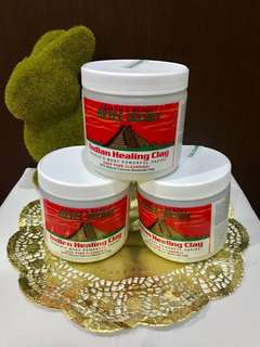 ON HAND!!! Aztec Indian Healing clay 1lb