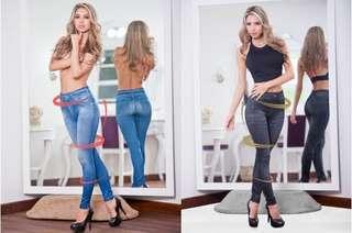 Slimming Jeans legging jegging
