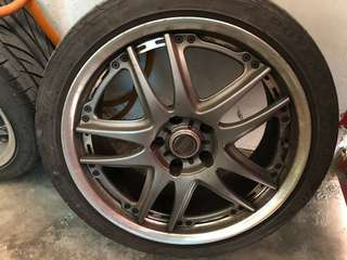 Rays GT鋁圈